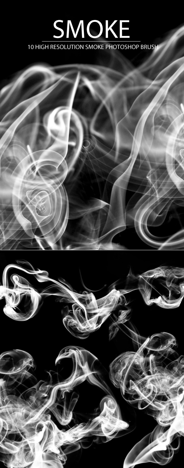 smoke-brushes